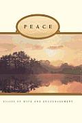 Peace Essays Of Hope & Encouragement