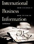 International Business Information, 2nd Edition