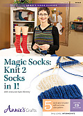 Magic Socks: Knit 2 Socks in 1!: With Instructor Kate Atherley