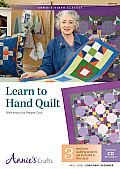 Learn to Hand Quilt: With Instructor Pepper Cory