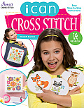 I Can Cross Stitch