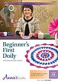 Beginner's First Doily Class DVD: With Instructor Susan Lowman