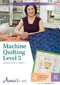 Machine Quilting, Level 2 Class