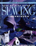 Step By Step Guide To Sewing Techniques