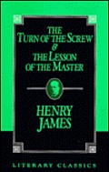 Turn Of The Screw & The Lesson Of The Ma