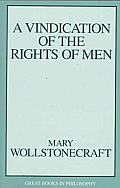 Vindication Of The Rights Of Men
