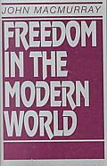 Freedom in the Modern World