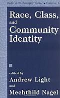 Race Class Community Identity
