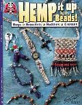 Hemp It Up With Beads Cover