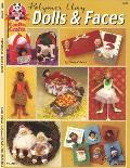 Polymer Clay Dolls &amp; Faces Cover