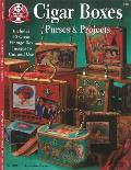 Cigar Box Purses and Projects: Includes 4 Great Vintage Box Images to Cut and Use Cover