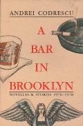 Bar in Brooklyn Novellas & Stories 1970 1978