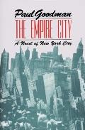 The Empire City: A Novel of New York City Cover