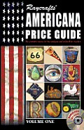 Raycrafts Americana Price Guide Volume One With DVD