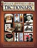 Antique & Collectible Dictionary by Robert Reed