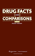 Drug Facts and Comparisons: Pocket Version 2012: Dfc Pocket Version 2012