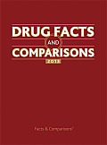 Drug Facts and Comparisons 2013 (Drug Facts & Comparisons)