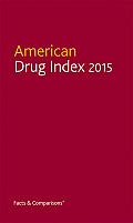 American Drug Index 2015