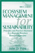 Ecosystem Management for Sustainability