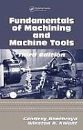 Fundamentals of Machining & Machine 3RD Edition