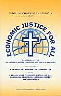 Economic Justice for All: Pastoral Letter on Catholic Social Teaching and the U.S. Economy