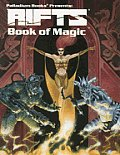 Rifts Book of Magic (Rifts) Cover