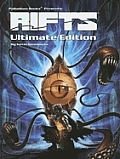 Rifts Ultimate Edition RPG Cover
