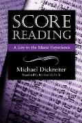 Score Reading A Key To The Music Experience