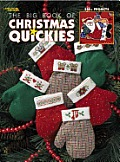 Big Book of Christmas Quickies in Cross Stitch