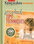 Creating Keepsakes Scrapbook Tips & Tech