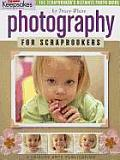 Photography For Scrapbookers