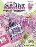 Sew & Tear Papercrafts