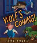 Wolf's Coming! Cover