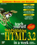Teach Yourself Web Publishing with HTML 3.2 in a Week