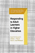 Responding Adult Learners in Higher Edition (02 Edition)