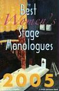 Best Womens Stage Monologues