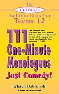 111 One Minute Monologues Just Comedy