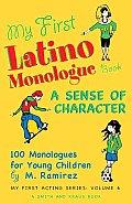 My First Latino Monologue Book