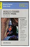 Classic Rock Climbs No. 06 Hueco Tanks State Park, Texas