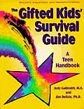 Gifted Kids Survival Guide Teen Handbook Revised Edition