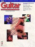 Standard and Tab Staves: Guitar Manuscript Paper 9x12
