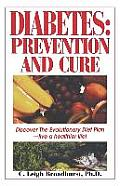 Diabetes: Prevention and Cure: Prevention and Cure