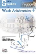 New Studies in Weak Arithmetics