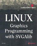 Linux Graphics Programming with SVGAlib with CDROM