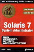 Solaris 7 System Administrator (Exam Cram)