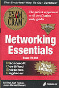 MCSE Networking Essentials Exam Cram: Exam 70-058