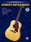 Ultimate Beginner Acoustic Guitar Basics Steps One & Two Book & CD