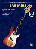 Bass Basics: Steps One & Two Combined with CD (Audio) (Ultimate Beginner)