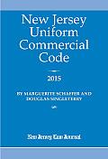 New Jersey Uniform Commercial Code 2015