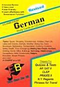 German Exambusters CD ROM Study Cards Test Prep Software on CD ROM